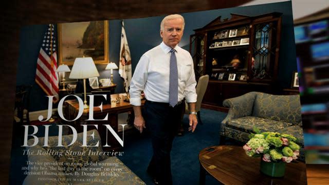 Biden: Senators want to re-examine background checks issue