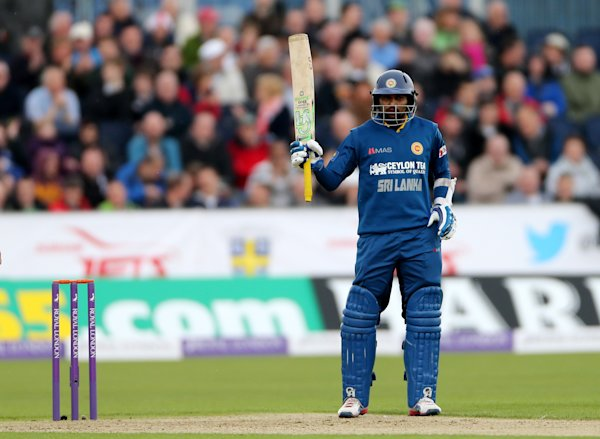 Sri Lanka thrashes England in 2nd ODI