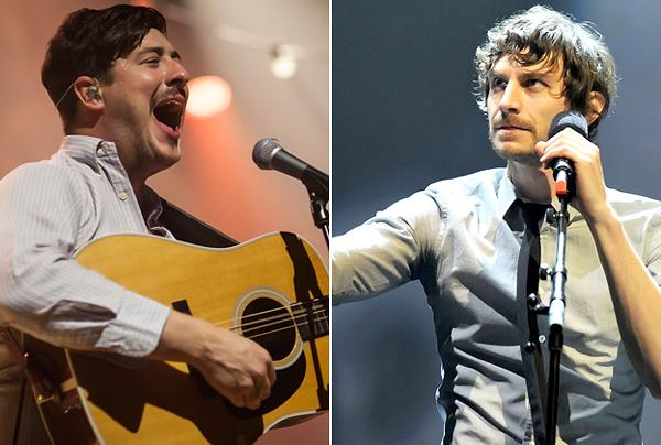Gotye, Mumford & Sons Lead Spotify Streams in 2012