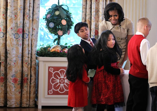 White House holidays
