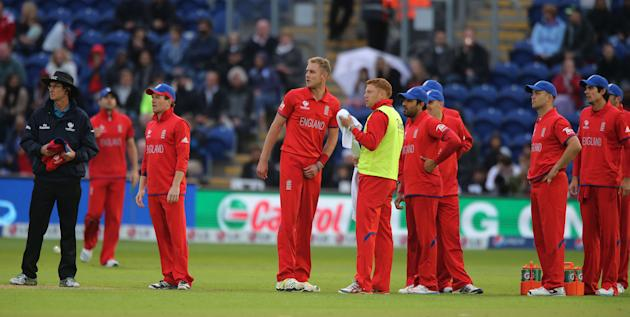 Cricket - ICC Champions Trophy - Group A - England v New Zealand - SWALEC Stadium