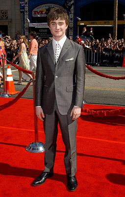 Daniel Radcliffe at the Hollywood premiere of Warner Brothers' Harry Potter and the Order of the Phoenix
