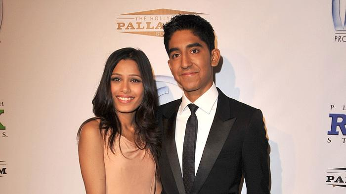 Producers Guild Awards 2009 Freida Pinto Dev Patel