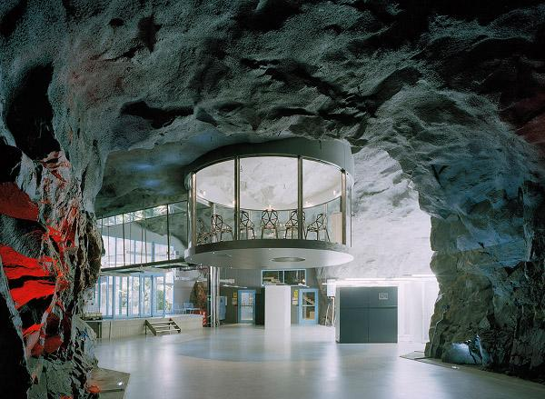 Cave Office and Data Center