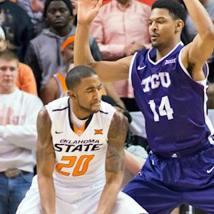 Oklahoma State's Michael Cobbins Finishes With Authority