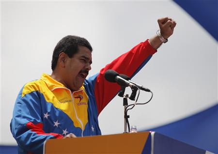 Did Venezuela's Chavez nudge Christ to pick South American pope?