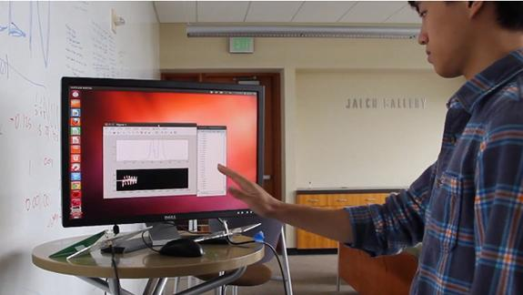 WiSee Detects Your Gestures Using WiFi