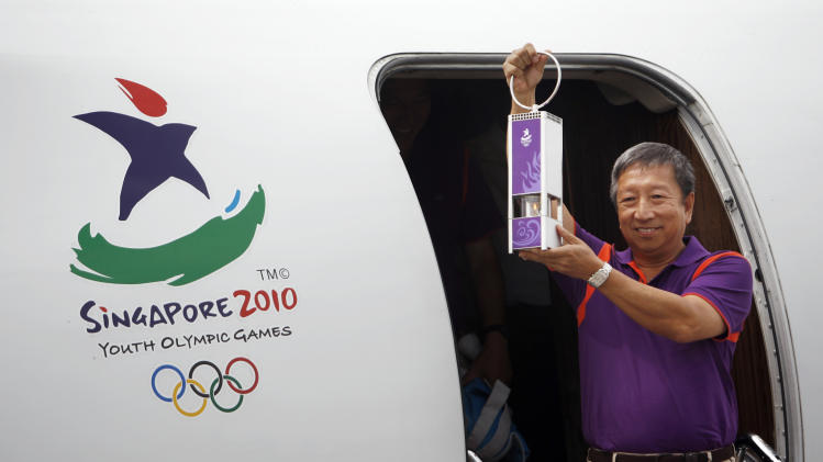 AP Sources: Ng Ser Miang to run for IOC president