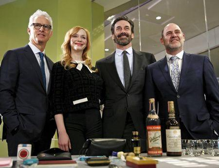 'Mad Men' ends an era, asking 'Is that all there is?'