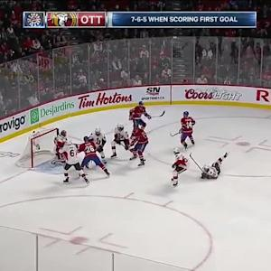Ottawa Senators at Montreal Canadiens - 12/20/2014