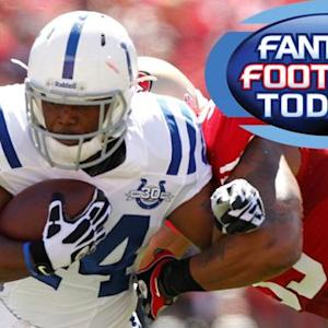 Fantasy Football Today: Waiver Wire Pickups -- WR (12/11)
