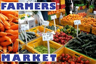 farmers Market Why to shop local