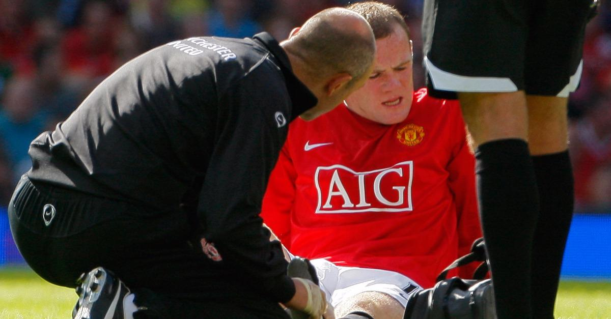Rooney Frustrated Again As Man United Struggles