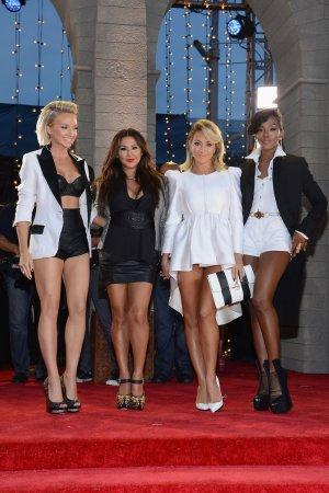 MTV VMAs' Night of Reunions: Danity Kane Announces Comeback
