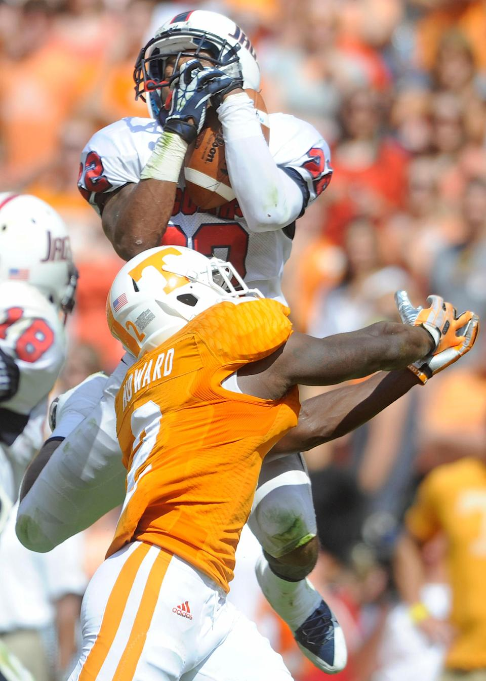 Tennessee ekes out 31-24 win over South Alabama