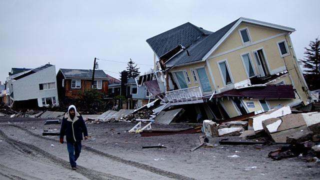Sandy Aid to Fund Space Center?