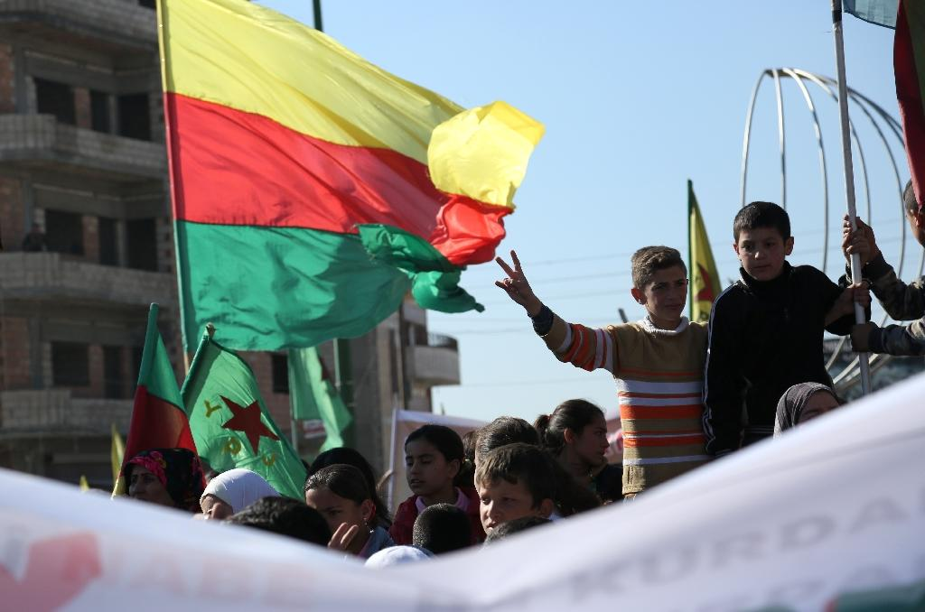 Syrian Kurds begin diplomatic push with Moscow office