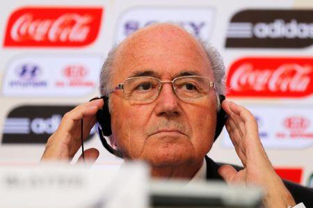 Coke, McDonald's join sponsor call for FIFA's Blatter to resign