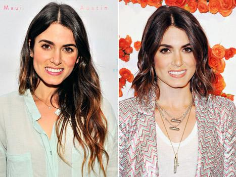 Nikki Reed Chops Hair by 12 Inches!