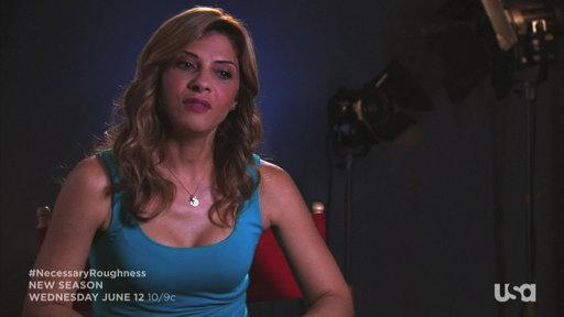 Cast Interview: Callie Thorne