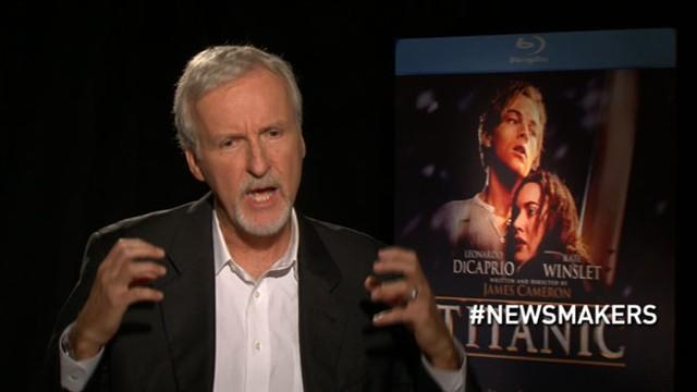 James Cameron Wants to Explore Mars