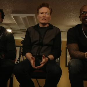 Conan Plays Against Von Miller, Josh Norman, and Marshawn Lynch in 'Clueless Gamer'