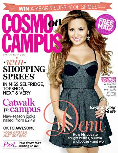 "Demi Lovato Talks Past Relationships: ""I Was So Afraid of Being Alone"""