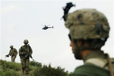 US Probes Reported Record-Shredding Of Fuel Buys For Afghan Army