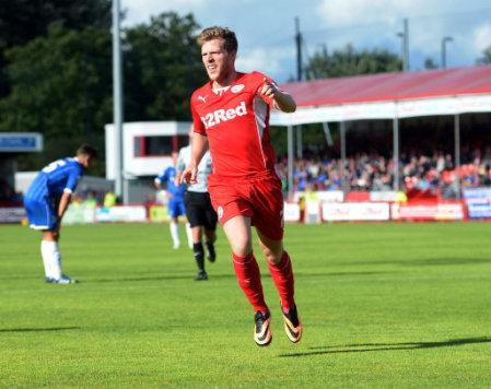 Soccer - Sky Bet Football League One - Crawley Town v Gillingham - Broadfield Stadium