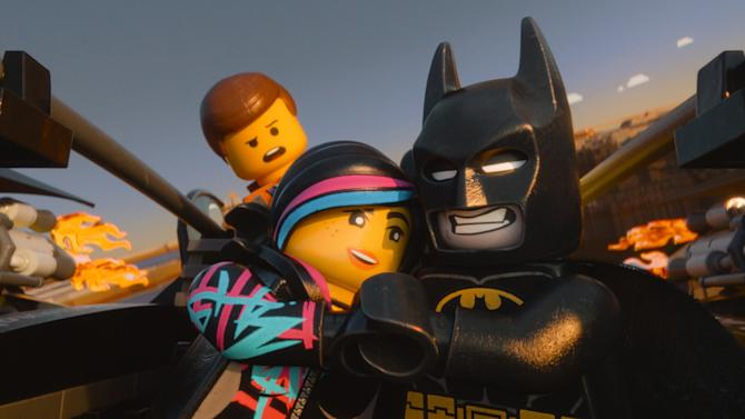'Lego Movie' built to be a better toy film