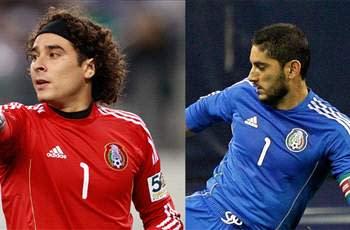 Felix Fernandez: Guillermo Ochoa and Jesus Corona at the same level