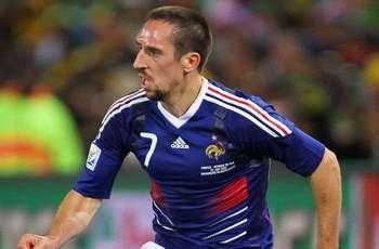 Star Profile: France's flair and fantasy Franck Ribery