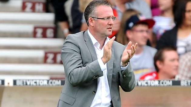 Paul Lambert, Aston Villa manager