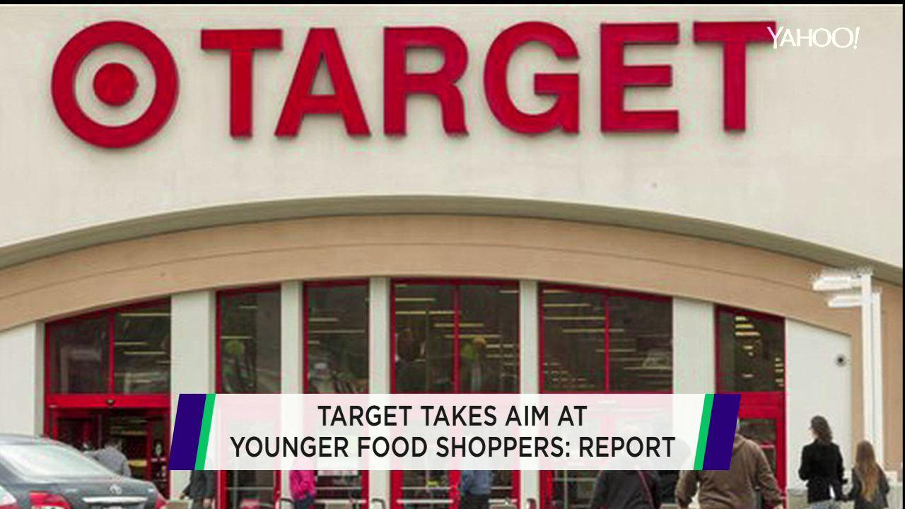 Target aims for millennial snackers