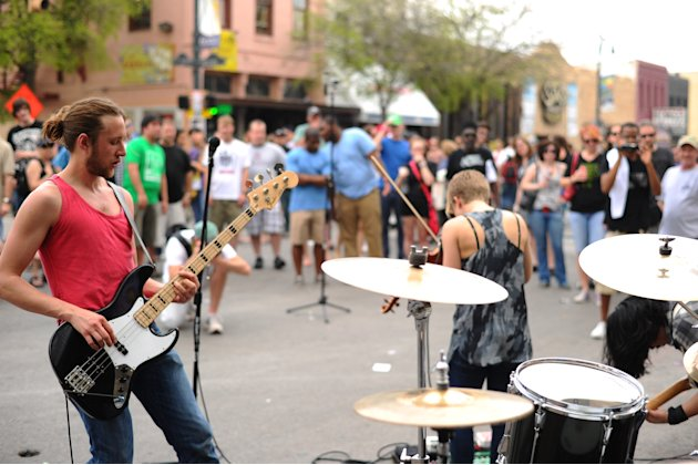 Austin Celebrates the 2012 SXSW Music, Film + Interactive Festival