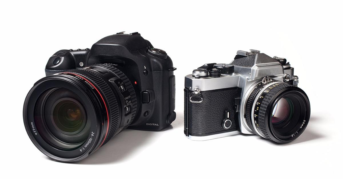See Top Brand Cameras for Less