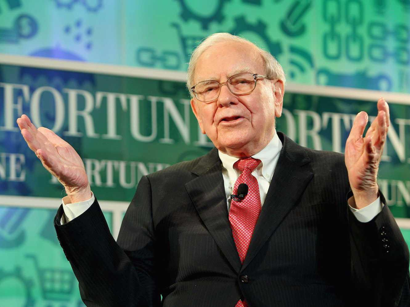 BUFFETT: Greece leaving the eurozone might not be such a bad thing