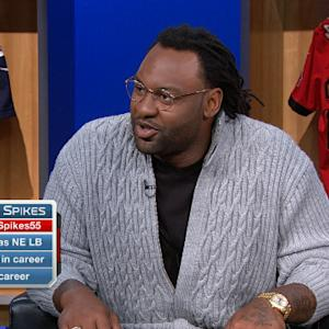 Brandon Spikes: Time for a fresh start