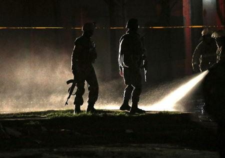 Suicide attack on Afghan MP kills three in Kabul