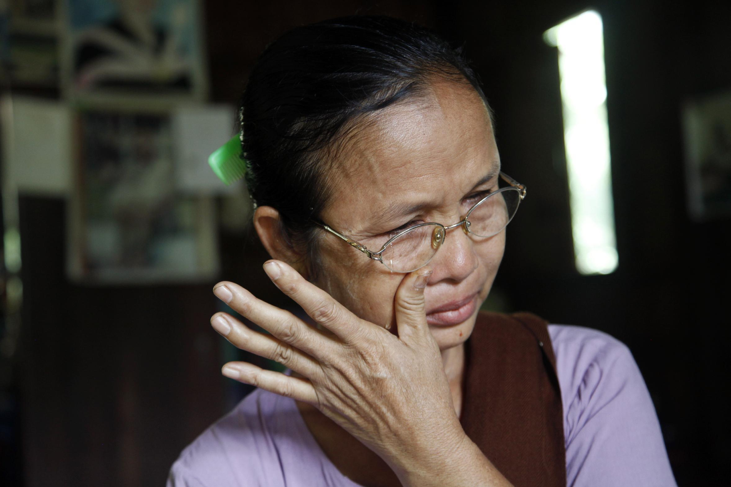10 years after tsunami, victim's mom learns body wasn't lost