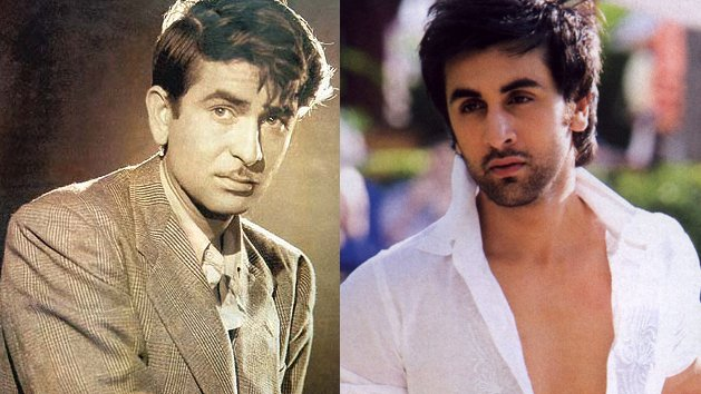 Ranbir to follow Raj Kapoor
