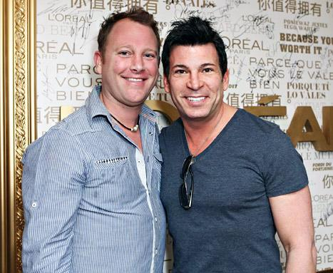 David Tutera Denies Husband's Sex Addiction, Prostitute Claims in Divorce Battle