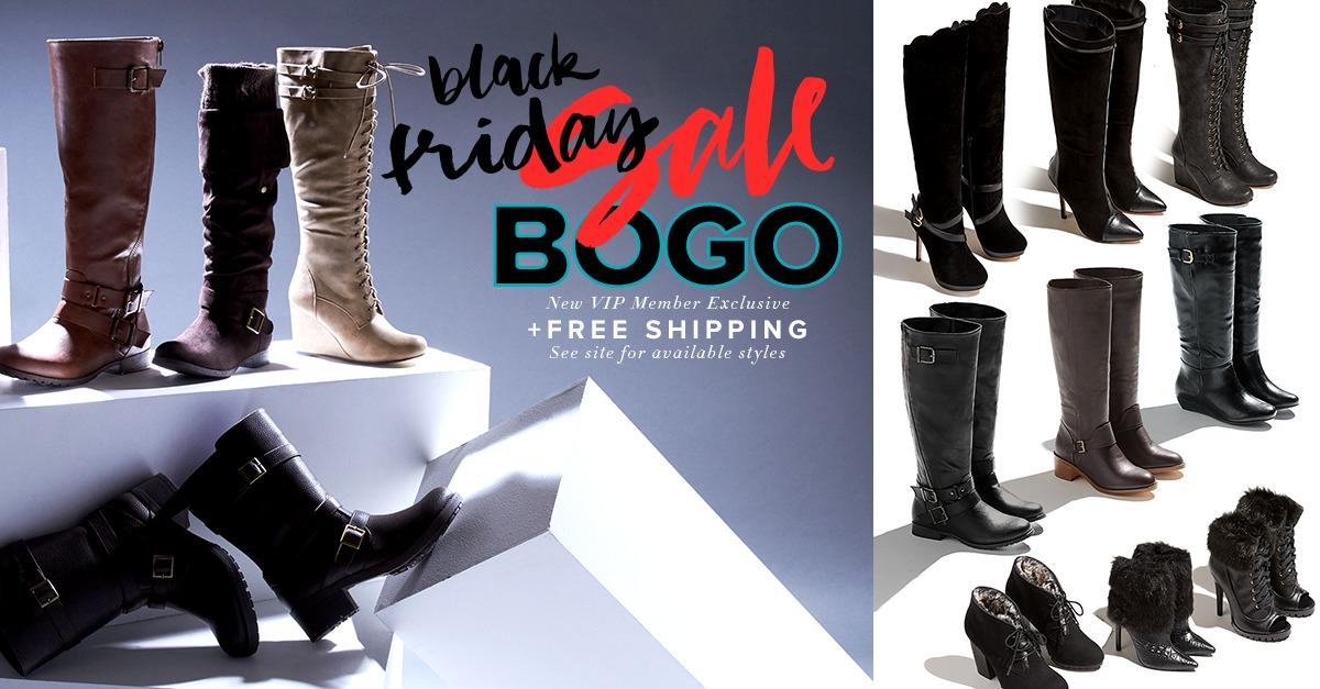 It's All About The Boots!  Buy 1 Get 1 Free Today