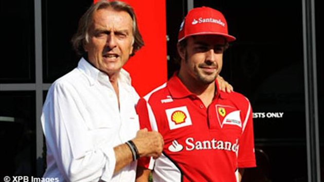Di Montezemolo : Alonso victime des erreurs des pilotes Lotus