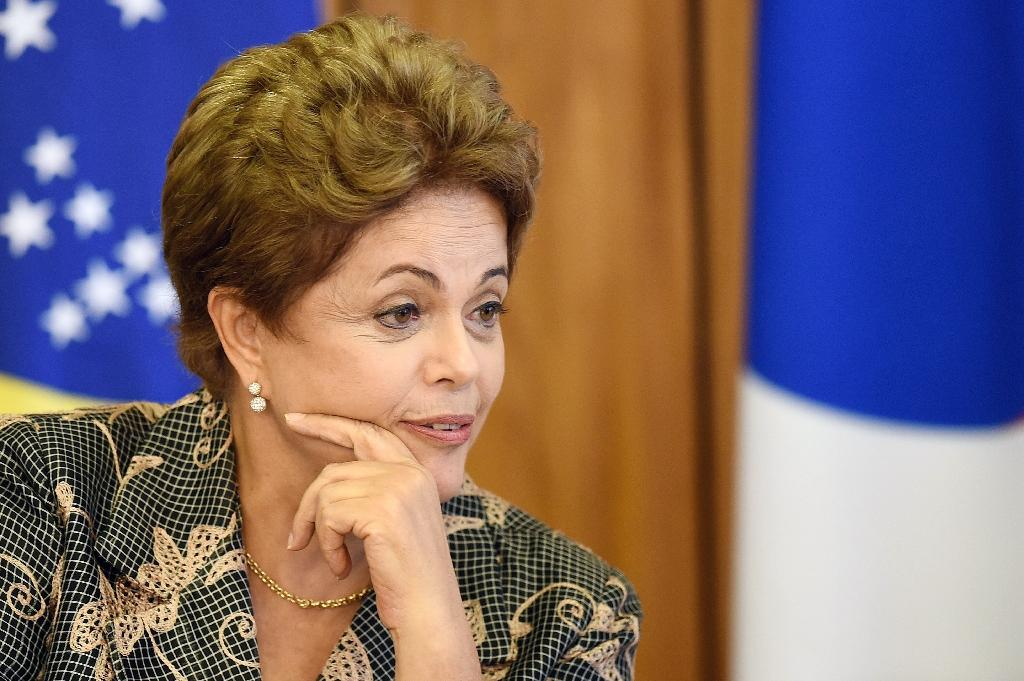 Brazil's Rousseff says Petrobras can 'turn page' on scandal