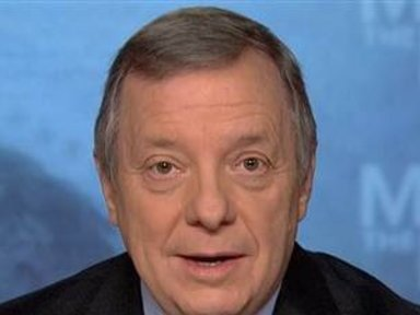 Durbin: Spending, Cuts Combination …