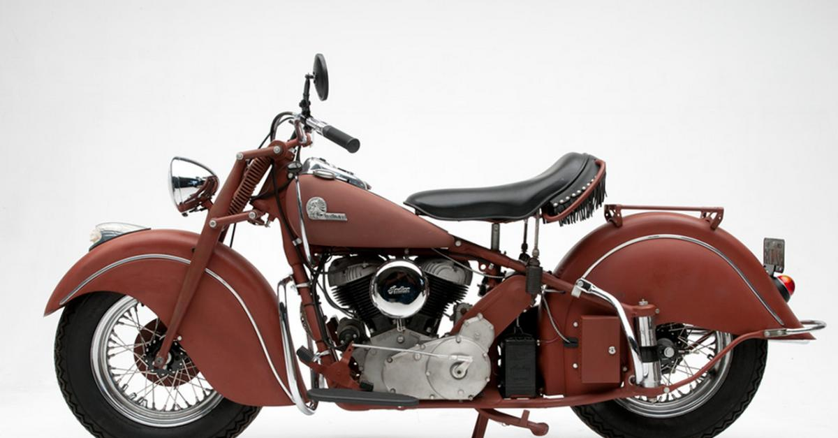 13 Vintage Motorcycles That Defined Cool