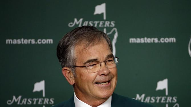 Payne leaves no doubt who calls shots at Augusta