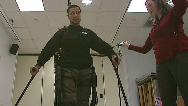 New technology gives hope to paralyzed patients