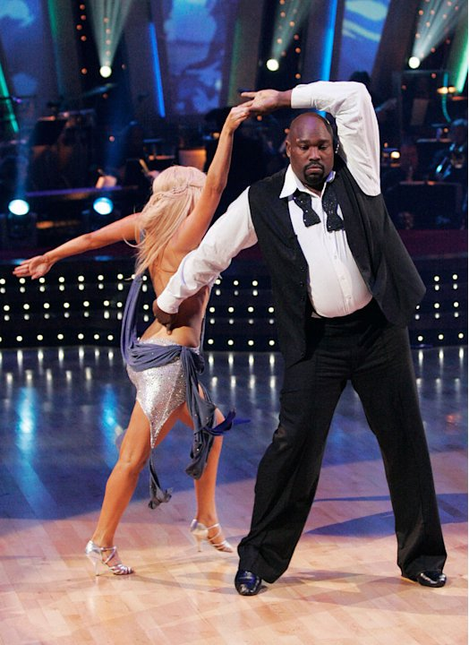 Kym Johnson and Warren Sapp&nbsp;&hellip;